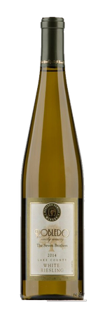 2013 Dry White Riesling