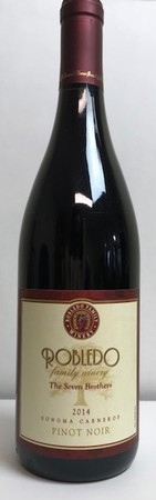2014 Seven Brothers Pinot Noir Image