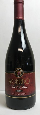 2016 Pinot Noir- reserve Image