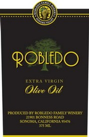 Robledo Olive Oil 375ml